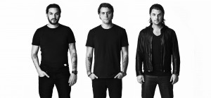 Swedish house mafia-Bill Graham Civic Auditorium
