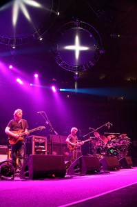 Phish-Bill Graham Civic Auditorium
