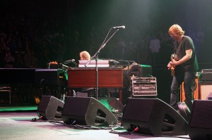 Phish-Bill Graham Civic Auditorium