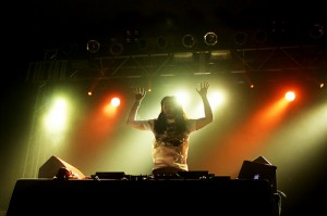 Steve Aoki-Bill Graham Civic Auditorium