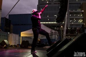 The Weeknd, Schoolboy Q & Jhene Aiko