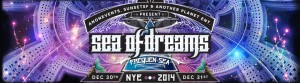 Sea Of Dreams NYE 2015 - 2 Day Pass