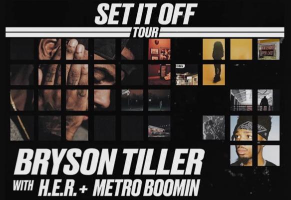 Bryson Tiller Tour San Francisco